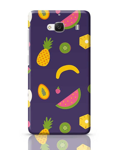 """Watermelon ""  blue backgrond Redmi 2 / Redmi 2 Prime Covers Cases Online India"
