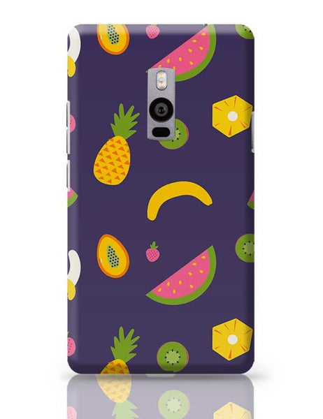 """Watermelon ""  blue backgrond OnePlus Two Covers Cases Online India"