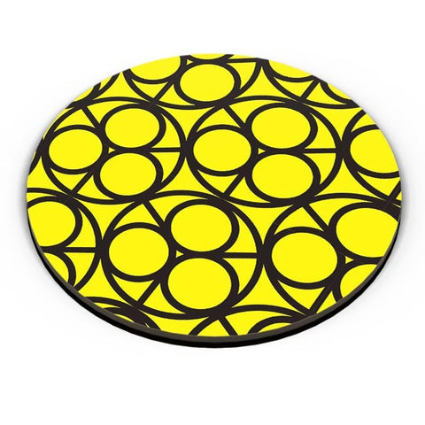 3 Ring Abstract Fridge Magnet Online India
