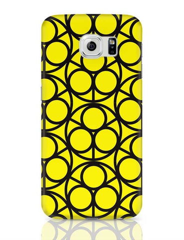 3 Ring Abstract Samsung Galaxy S6 Covers Cases Online India