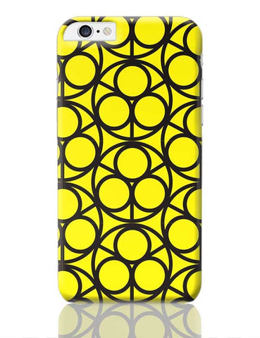 3 Ring Abstract iPhone 6 Plus / 6S Plus Covers Cases Online India