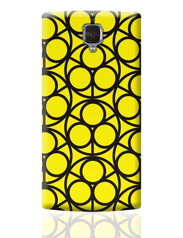 3 Ring Abstract OnePlus 3 Covers Cases Online India