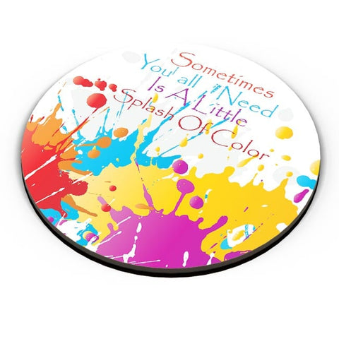 A Little Splash Of Colour Fridge Magnet Online India