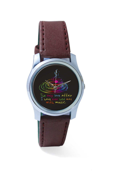 Women Wrist Watch India | Spiral Notes Wrist Watch Online India