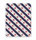 Red Star with grey background Mousepad Online India