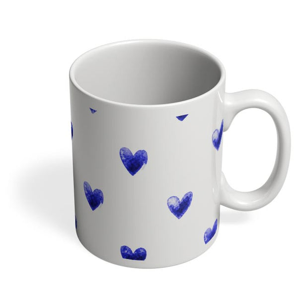 Blue Heart Coffee Mug Online India
