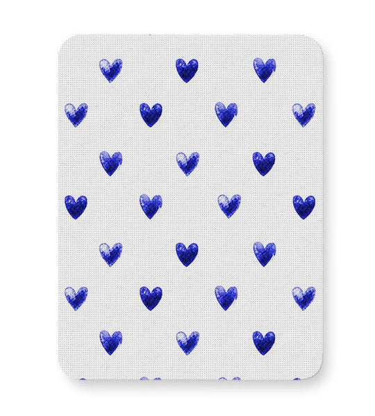 Blue Heart Mousepad Online India