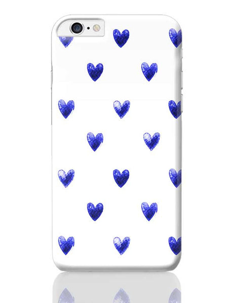 Blue Heart iPhone 6 Plus / 6S Plus Covers Cases Online India