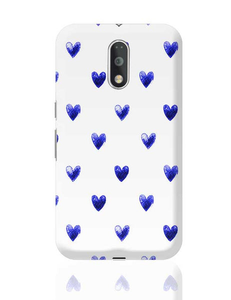 Blue Heart Moto G4 Plus Online India