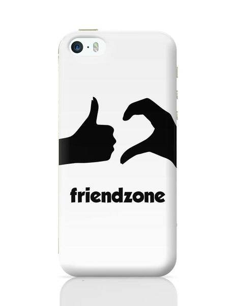 Friendzone iPhone 5/5S Covers Cases Online India