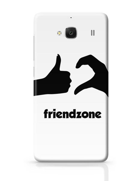 Friendzone Redmi 2 / Redmi 2 Prime Covers Cases Online India