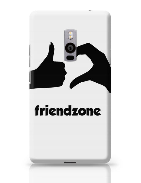 Friendzone OnePlus Two Covers Cases Online India