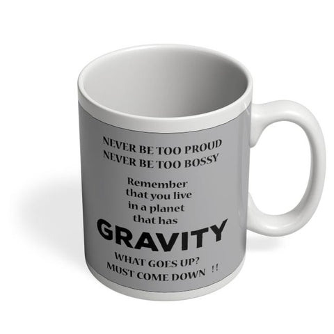 Gravity Coffee Mug Online India