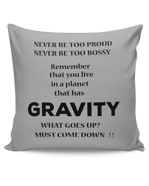 Gravity Cushion Cover Online India