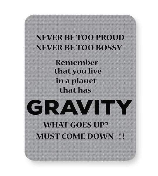 Gravity Mousepad Online India