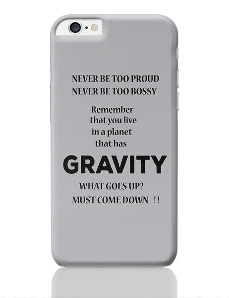 Gravity iPhone 6 Plus / 6S Plus Covers Cases Online India
