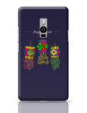 Hand Drawn Decorative Colored Lanterns OnePlus Two Covers Cases Online India