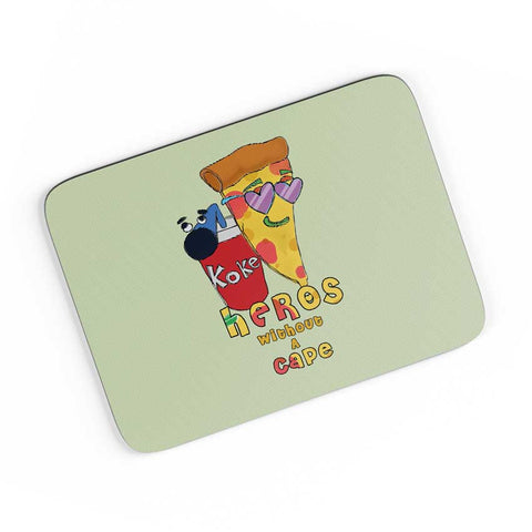Heros Without A Cape A4 Mousepad Online India
