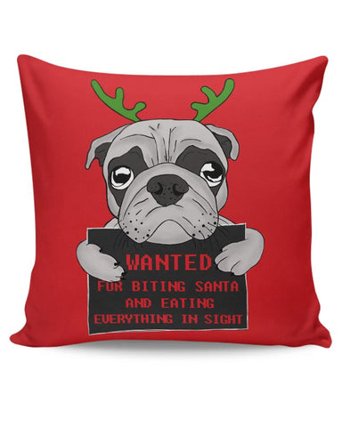 The Pug Life Cushion Cover Online India