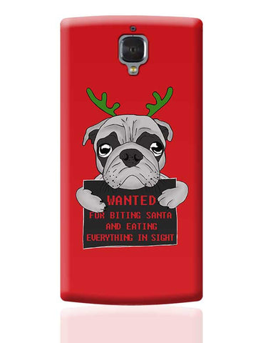 The Pug Life OnePlus 3 Covers Cases Online India
