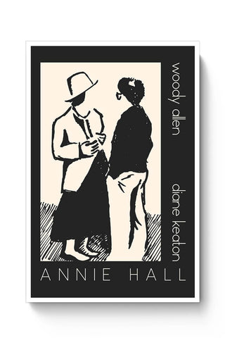 Buy Annie Hall Love Poster