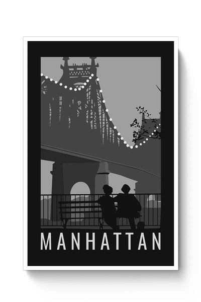 Manhattan Poster Online India
