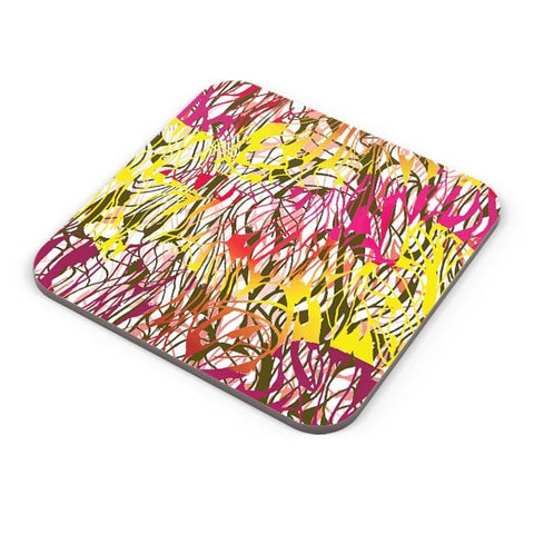 Colorful Interlaced Coaster Online India