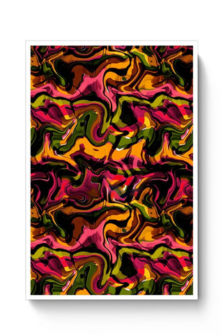 Abstract Marble Poster Online India
