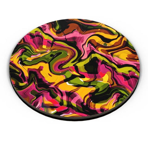 Abstract Marble Fridge Magnet Online India