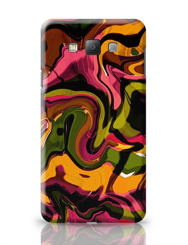 Abstract Marble Samsung Galaxy A7 Covers Cases Online India