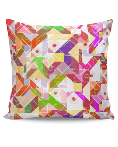 Techno Maze Cushion Cover Online India