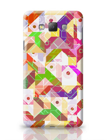 Techno Maze Samsung Galaxy A7 Covers Cases Online India