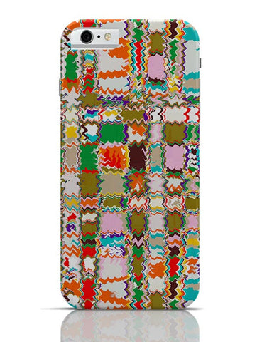 Distorted Check iPhone 6 / 6S Covers Cases