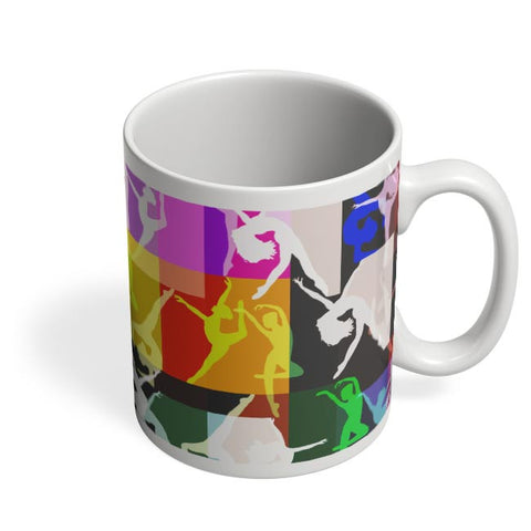 Dancing Girls Coffee Mug Online India