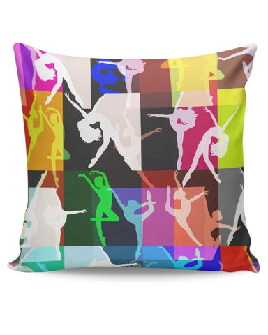 Dancing Girls Cushion Cover Online India