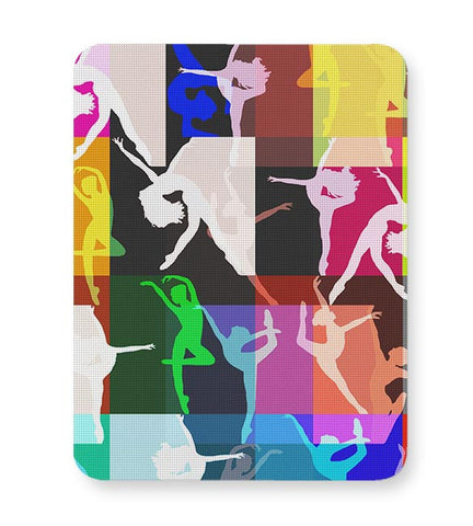 Dancing Girls Mousepad Online India