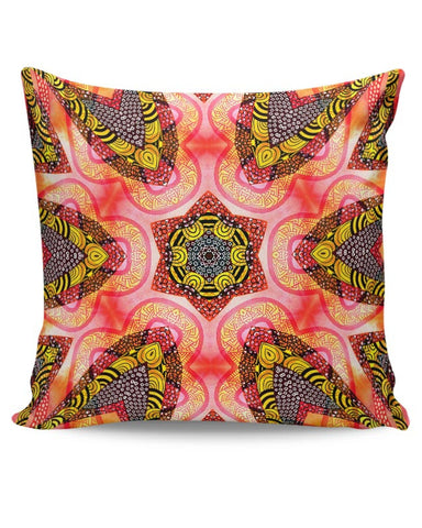 Kaleidoscope Fantasy Cushion Cover Online India
