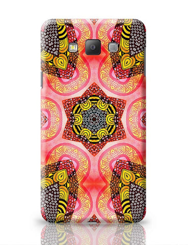 Kaleidoscope Fantasy Samsung Galaxy A7 Covers Cases Online India