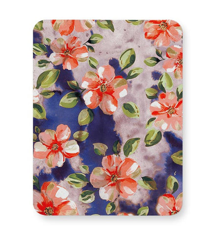 Washed Out Floral Mousepad Online India