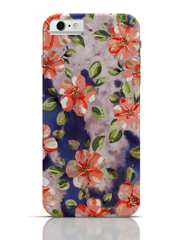 Washed Out Floral iPhone 6 / 6S Covers Cases