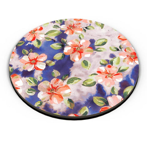 Washed Out Floral Fridge Magnet Online India