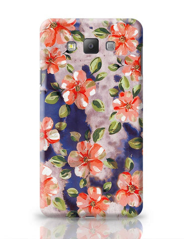 Washed Out Floral Samsung Galaxy A7 Covers Cases Online India
