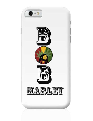 Bob, Bob Marley, Cannabis Leaf, Ganja, Music, Rock iPhone 6 / 6S Covers Cases