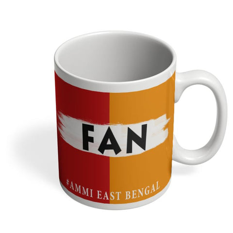 FAN East Bengal FC #Ammi East Bengal Coffee Mug Online India