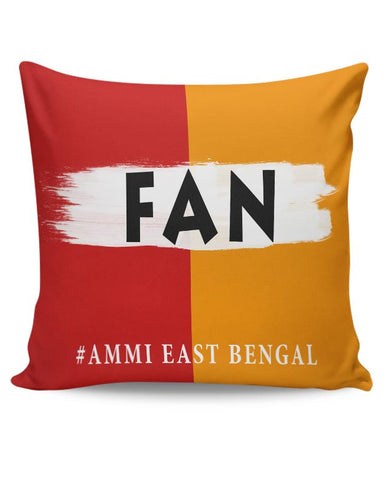 FAN East Bengal FC #Ammi East Bengal Cushion Cover Online India