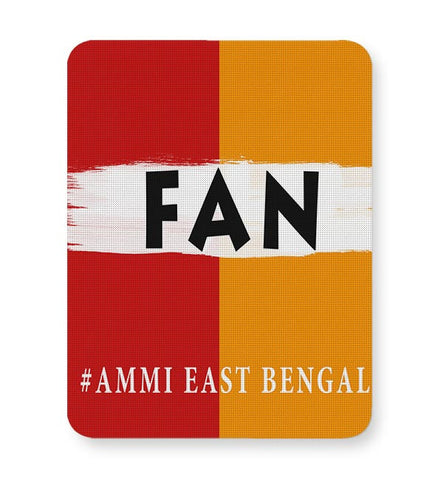 FAN East Bengal FC #Ammi East Bengal Mousepad Online India