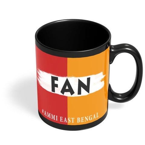 FAN East Bengal FC #Ammi East Bengal Black Coffee Mug Online India