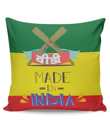 Indian Bidi  Cushion Cover Online India