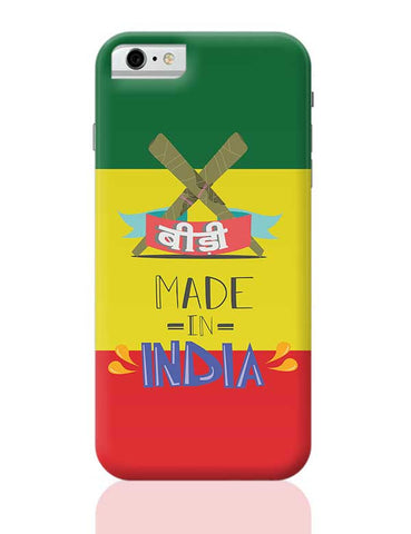Indian Bidi  iPhone 6 / 6S Covers Cases