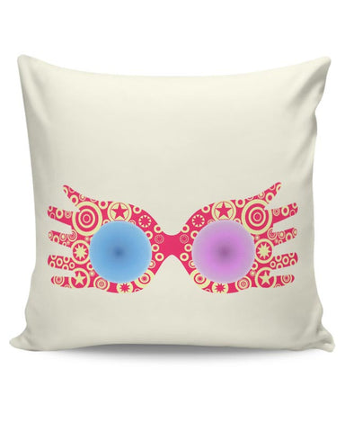 Spectrespecs Luna Lovegood Glasses Harry Potter Cushion Cover Online India